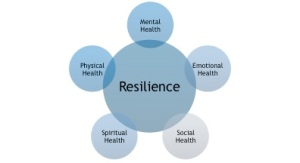 Components of Resilience.